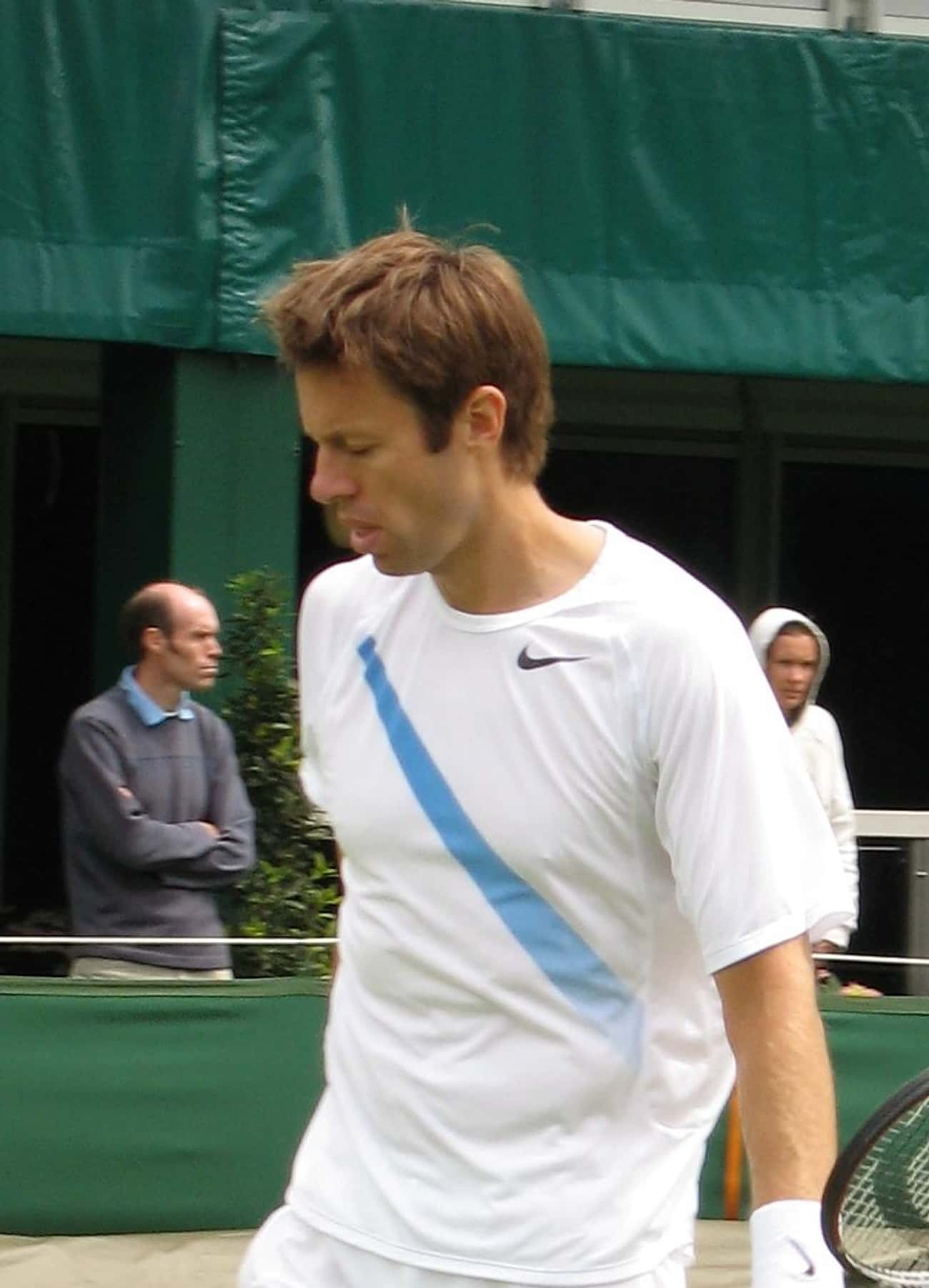 Daniel Nestor is listed (or ranked) 2 on the list The Best Tennis Players from Canada