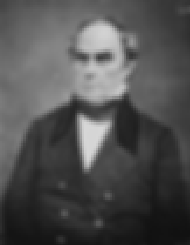 Daniel Webster is listed (or ranked) 8 on the list Famous People Who Died of Cirrhosis