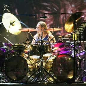 Danny Carey is listed (or ranked) 4 on the list The Best Drummers Of All Time