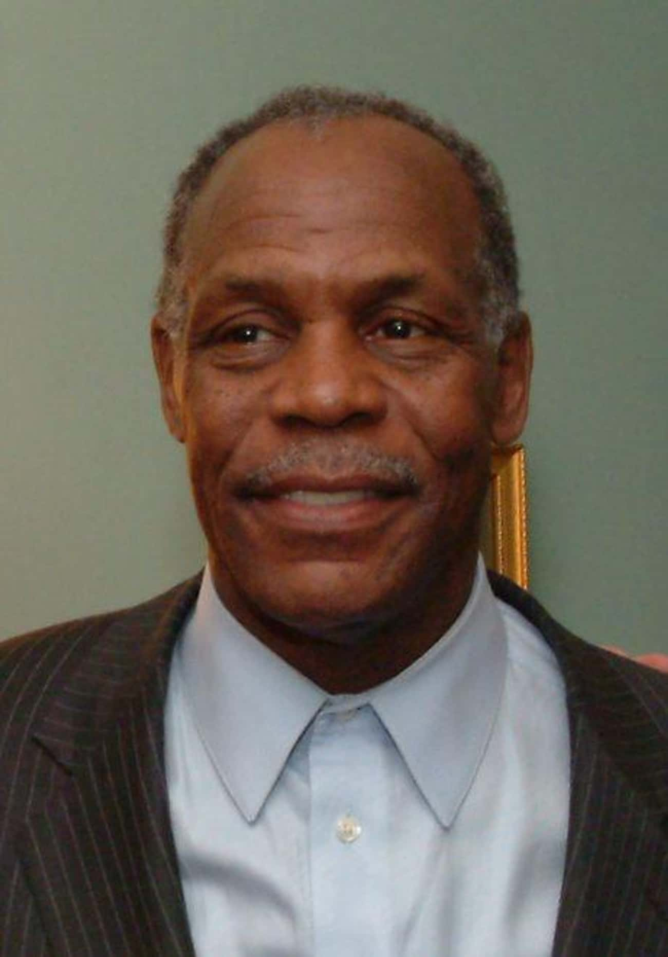 Danny Glover is listed (or ranked) 4 on the list Famous People With Epilepsy