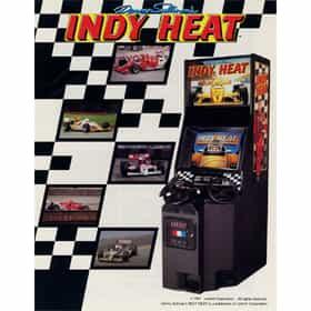 Danny Sullivan's Indy Heat
