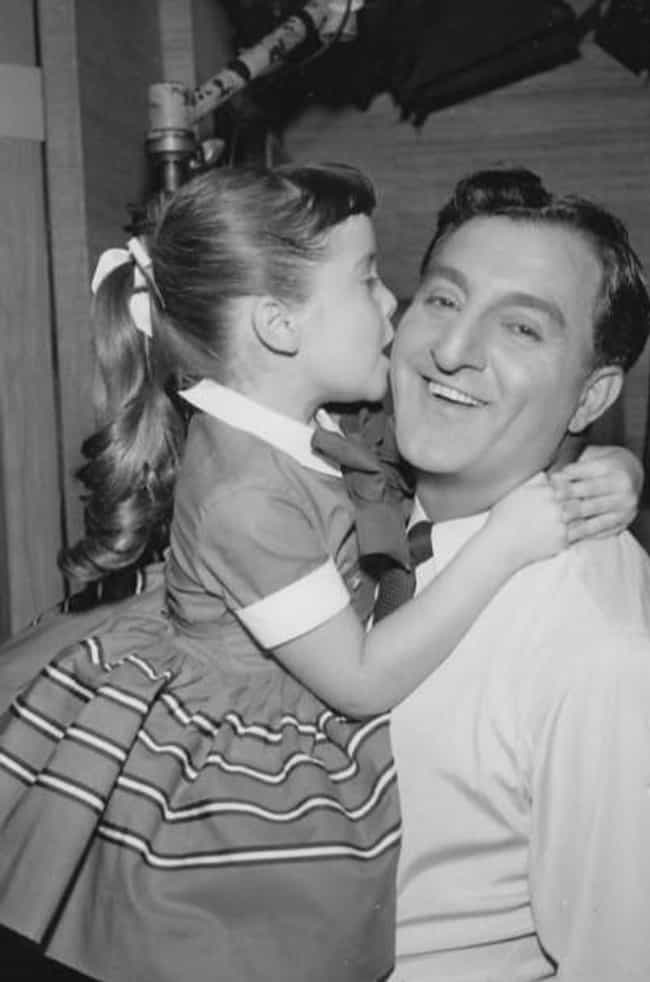 Danny Thomas is listed (or ranked) 4 on the list Famous People Born in 1912
