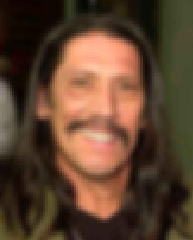 Danny Trejo is listed (or ranked) 3 on the list Famous People Born in 1944