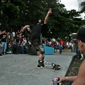 Danny Way is listed (or ranked) 8 on the list The Most Influential Skateboarders of All Time