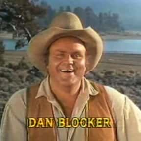 Dan Blocker is listed (or ranked) 12 on the list Famous People From Arkansas