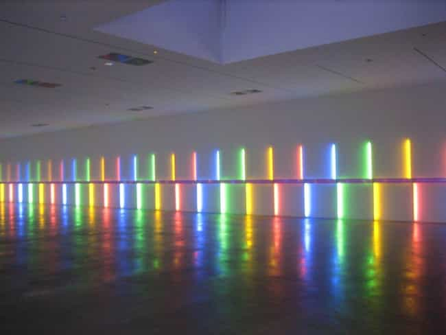 Dan Flavin is listed (or ranked) 2 on the list Famous Minimalist Artists, Ranked