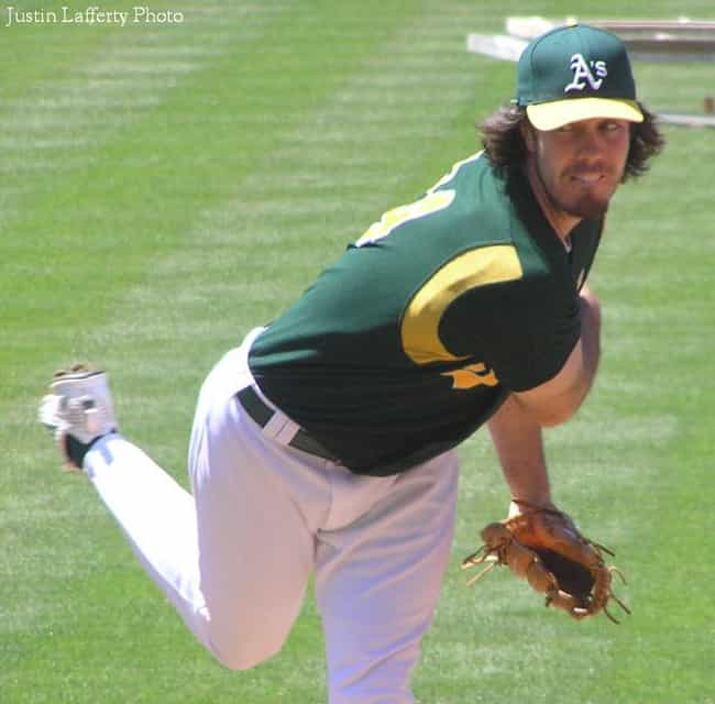 Dan Haren is listed (or ranked) 3 on the list Famous Hispanic Baseball Players