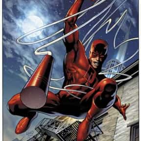 Daredevil is listed (or ranked) 16 on the list The Best Comic Book Characters Created by Stan Lee