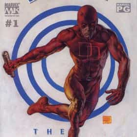 Daredevil/Bullseye: The Target