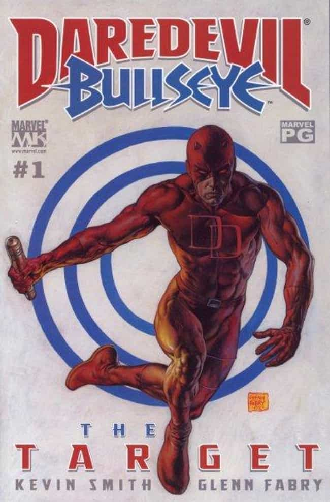 Daredevil/Bullseye: The ... is listed (or ranked) 3 on the list Kevin Smith Comic Books