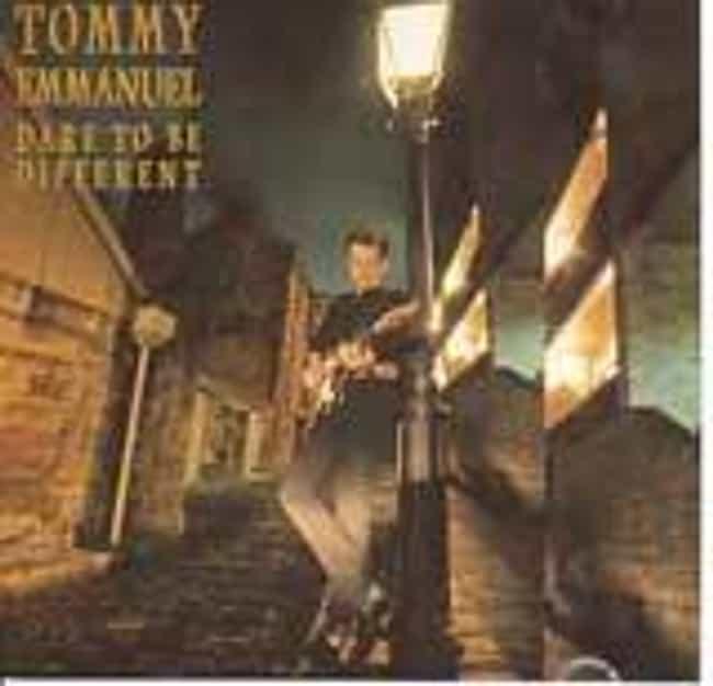 Dare to Be Different is listed (or ranked) 4 on the list The Best Tommy Emmanuel Albums of All Time