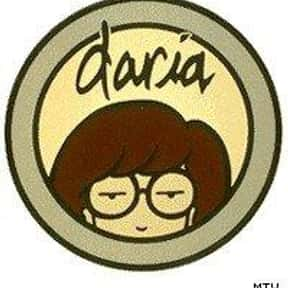Daria is listed (or ranked) 3 on the list The Best MTV TV Shows