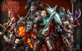 Multiplayer Online Games of Deadline Games