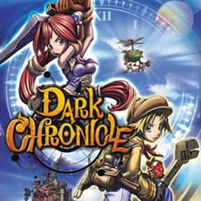 Dark Chronicle is listed (or ranked) 16 on the list Level-5 Games List