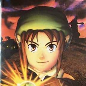 Dark Cloud is listed (or ranked) 10 on the list Level-5 Games List