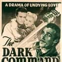 Dark Command is listed (or ranked) 28 on the list The Best '40s Western Movies
