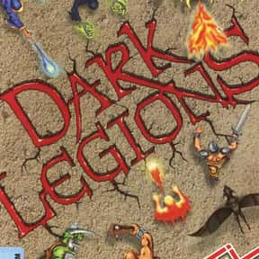 Dark Legions is listed (or ranked) 22 on the list List of All Strategy Video Games