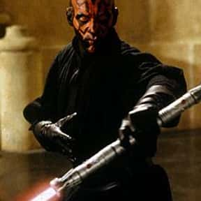 Darth Maul is listed (or ranked) 4 on the list The Most Hated Star Wars Villains