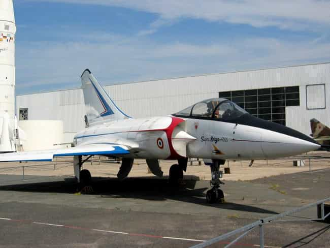 Dassault Mirage 4000 is listed (or ranked) 1 on the list Planes Used By Royal Saudi Air Force