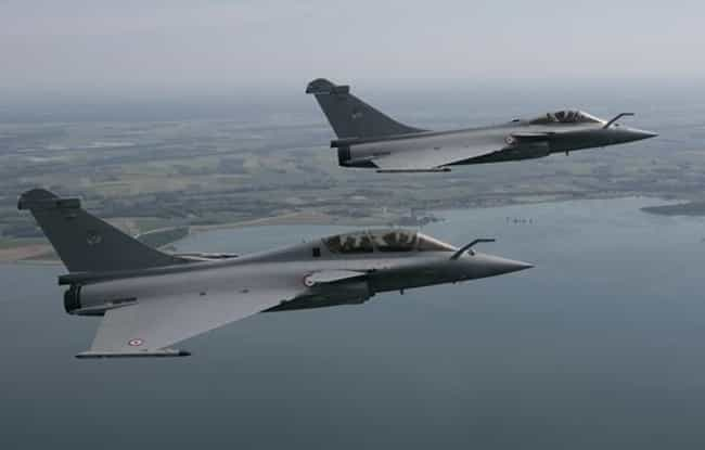 Dassault Rafale is listed (or ranked) 7 on the list The 10 Maneuverable Aircraft