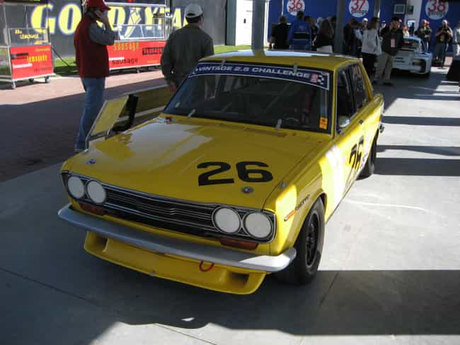 Datsun 510 is listed (or ranked) 2 on the list Full List of Datsun Models