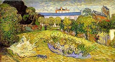 Daubigny's Garden is listed (or ranked) 1 on the list List of Famous Landscape Art Paintings