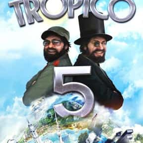 Tropico 5 is listed (or ranked) 3 on the list The Best PlayStation 4 Simulation Games