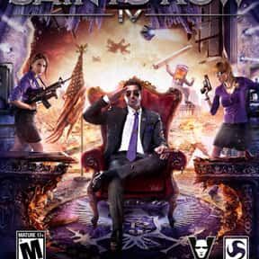 Saints Row IV is listed (or ranked) 19 on the list The Best Shooting Games on Xbox Games Pass