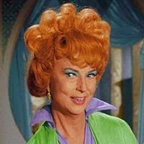 Endora is listed (or ranked) 22 on the list The Best Fictional Witches