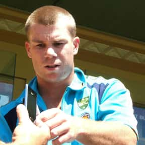 David Warner is listed (or ranked) 24 on the list Famous Male Athletes from Australia