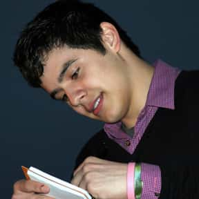 David Archuleta is listed (or ranked) 20 on the list Famous People From Miami