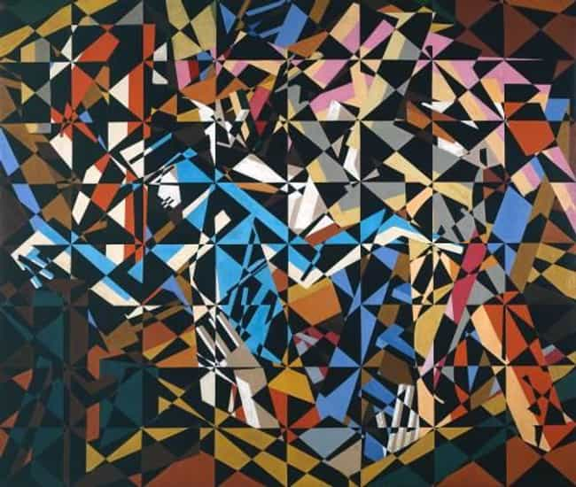 David Bomberg is listed (or ranked) 3 on the list Famous Futurism Artists