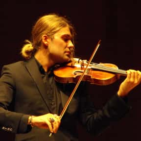 David Garrett is listed (or ranked) 1 on the list The Best Classical Violinists in the World