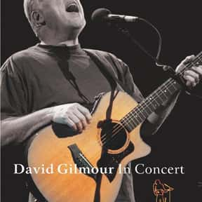 David Gilmour in Concert is listed (or ranked) 12 on the list The Best Concert Movies