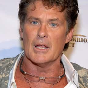 David Hasselhoff is listed (or ranked) 7 on the list Baywatch Cast List