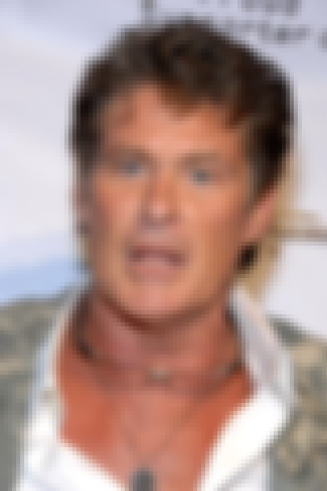 David Hasselhoff is listed (or ranked) 4 on the list Famous People who Majored in Theatre