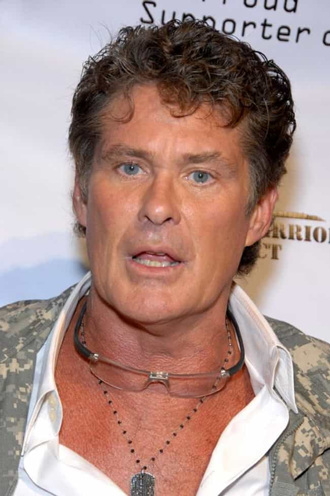 David Hasselhoff is listed (or ranked) 1 on the list Famous People Born in 1952