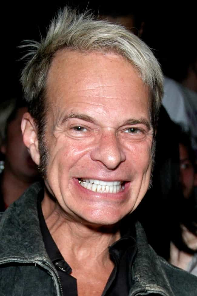 David Lee Roth is listed (or ranked) 1 on the list List of Famous Paramedics