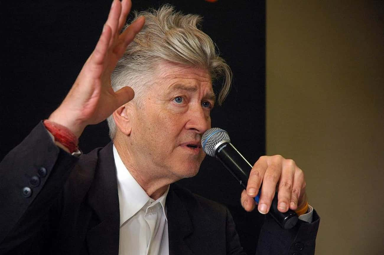 David Lynch is listed (or ranked) 1 on the list Famous Male Visual Artists