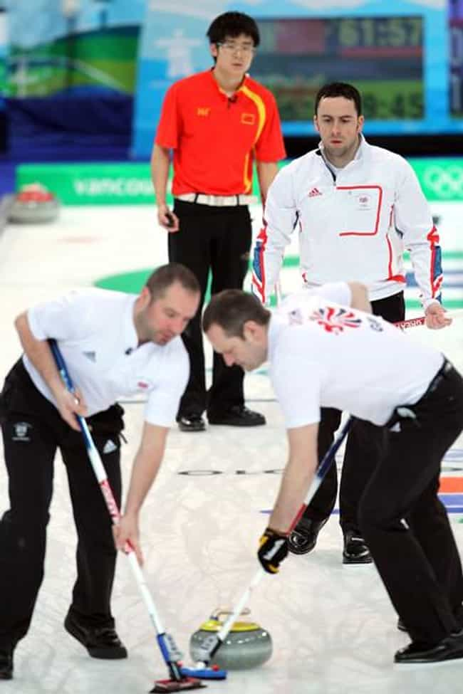 David Murdoch is listed (or ranked) 3 on the list Famous Curlers from Scotland