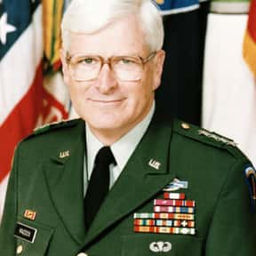 David M. Maddox is listed (or ranked) 21 on the list Famous Virginia Military Institute Alumni