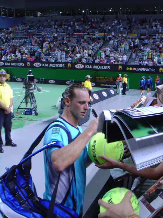 David Nalbandian is listed (or ranked) 4 on the list The Best Tennis Players from Argentina