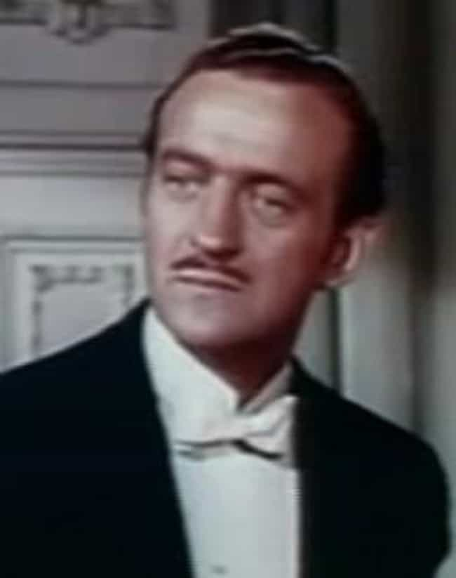 David Niven is listed (or ranked) 6 on the list Men Who Ava Gardner Has Dated