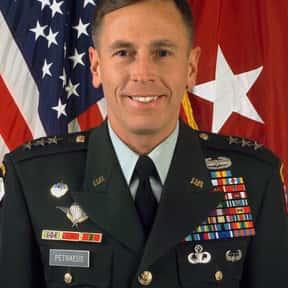 David Petraeus is listed (or ranked) 17 on the list Legion of Merit Winners