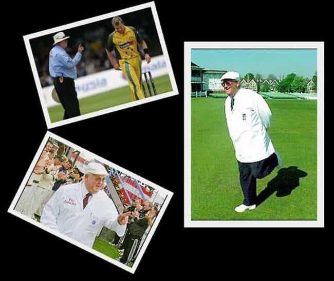 David Shepherd is listed (or ranked) 2 on the list List of Famous Cricket Umpires