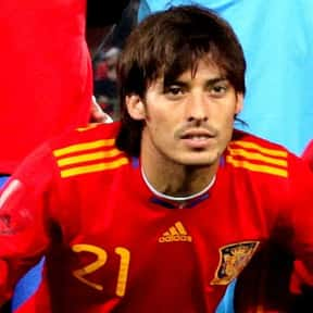 David Silva is listed (or ranked) 6 on the list The Best Soccer Players from Spain