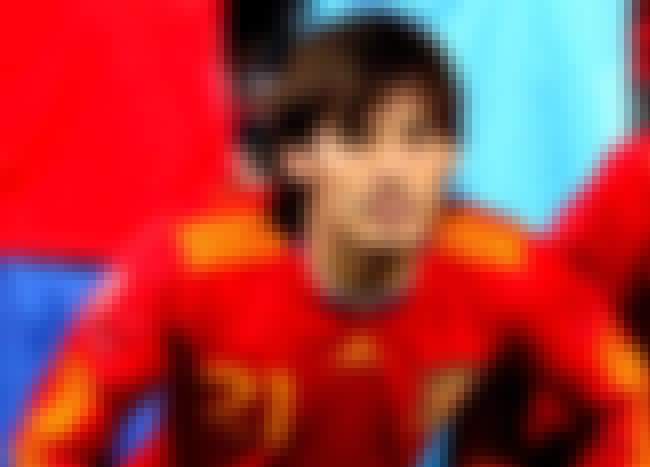 David Silva is listed (or ranked) 8 on the list The Top 10 Soccer Players 2011