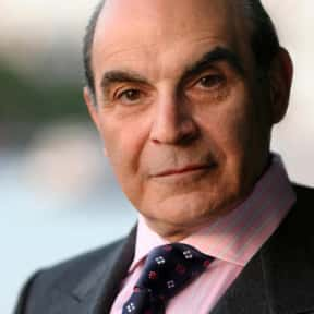 David Suchet is listed (or ranked) 2 on the list Agatha Christie's Poirot Cast List