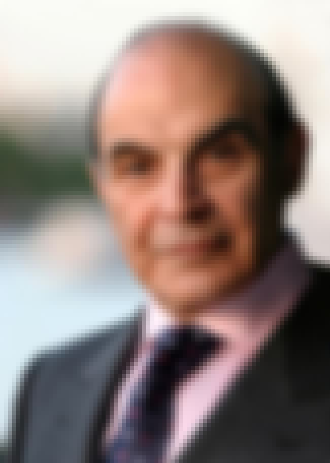 David Suchet is listed (or ranked) 3 on the list Going Postal Cast List