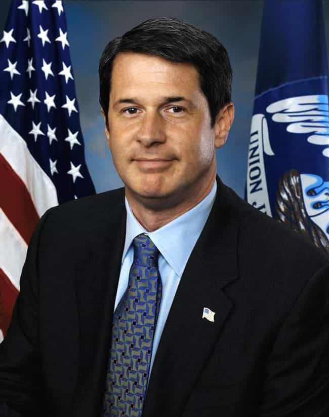 David Vitter is listed (or ranked) 20 on the list Republican Sex Scandals